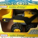 Vintage NIB 2002 Little Tikes Loader/Bulldozer Construction Toy Truck 6656