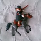 playmobil 5251? Or retired? Sheriff and his Horse cowboy hat rifle gun saddle