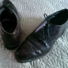 Park Place BiltRite Wingtip dress Shoes Mens size 8.5 Rockabilly Punk Grunge USA