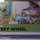 Discovery KIDS Motorized POTTERY WHEEL + Foot Pedal AC Power Adapter Accessories