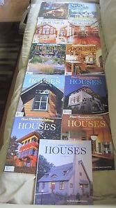Fine Homebuilding Back Issues Magazines Lot 11 Houses DIY Remodeling Annuals