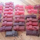 Lot of 38 Lionel O27 Gauge Cabooses Plastic Post War Demolition For Parts/Repair
