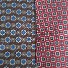 """Robert Talbott Best of Class Italian Printed Silk neckties 4""""w x 60""""L 2292/2298"""