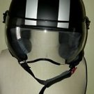 Laura Smith LS Fashion Trophy Motorcycle Scooter Vespa Helmet DOT Approved sz M