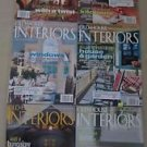 Old House Interiors Back Issues Magazines Lot 6 Entire Year 2006 DIY Remodeling