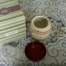 NIB Play Ball Deluxe Scentsy Fragrance Warmer Baseball Full Size Aromatherapy