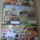 Old House Journal Back Issues Magazines Lot of 6 Entire Year 2005 DIY Remodeling