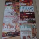 Old House Interiors Back Issues Magazines Lot 6 Entire Year 2004 DIY Remodeling