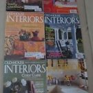 Old House Interiors Back Issues Magazines Lot 6 Entire Year 2000 DIY Remodeling