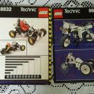 Legos # 8024/8832/8810/8022 Technic Universal Instructions Manuals Only!