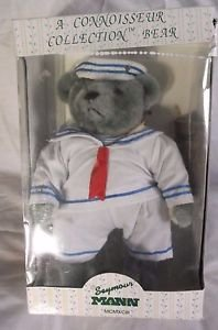 "Seymour Mann Connoisseur Collection Hand Sewn 13"" Sailor Bear Limited Edition"