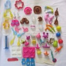 Play-doh dough Parts Pieces Accessories Cutters People Arms Legs Eyes Tools Clay
