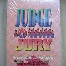 JUDGE N JURY BOARD GAME TRIALS & TRIBULATIONS NIB AUDIO TRIALS CASSETTE TAPE &