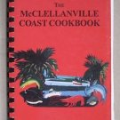 THE McCLELLANVILLE COAST ARTS COUNCIL COOKBOOK RECIPES SC HISTORY POETRY PHOTOS