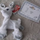 "NEW BABW Build a Bear BaB 16"" Glisten Limited Edition Reindeer Plush unstuffed"