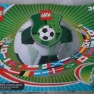 Lego 2002 sports soccer football 3421 manual instruction booklet ONLY