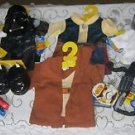 LOT NWT BUILD A BEAR STAR WARS LIGHT SABERS CLOTHES ACCESSORIES Blaster Bow