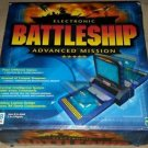 Electronic Battleship Advanced Mission Board Game Hasbro MB Working!