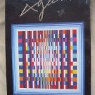 NEW Yaacov Agam Big Bang Abstract Fine Art Jigsaw Puzzle 500 + pieces Rare