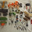Rare Mattel Matchbox MBX Parts Lot Space Ship Shuttle Boats Vehicles Mixed Sets