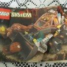 Legos Legoland Set # 4950 Rock Raiders Loader Dozer Instructions Manual Only!