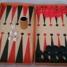 Vintage 1969 Cardinal 1st Edition Backgammon Teacher game book prince Obolensky