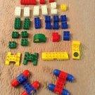 Vintage? Lego Duplo cars building pieces set lot
