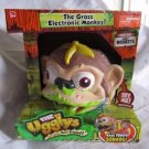 The Ugglys Gross Best Friend Electronic Talking Sounds Ugly Monkey Hand Puppet