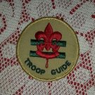 Vintage Troop Guide Boy Scout Patch Badge Maine ME BSA Cub Insignia
