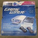 GAME WAVE FAMILY ENTERTAINMENT SYSTEM MODEL Z800T TV VIDEO GAMES AGES 8 AND UP