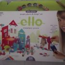 Ellos Creation System Elo-opolis Shopopolis People Places & Things Building Toy