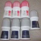NOS LOT 7 Avon ROLL-ON DEODORANT Anti-Perspirant Night Magic Skin So Soft SSS