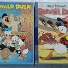 CBL CARL BARKS LIBRARY VOL I & 2 DONALD DUCK MUMMYS RING DANGEROUS DISGUISE Sets