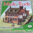 Made For Trade American History Board Game U.S. Colonial Homeschool Educational