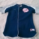CANO #22 NY New York Yankees sewn stitched Jersey Kids Youth size Large 16-18