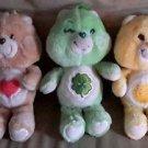 1983 Funshine Tenderheart Good Luck Care Bears Kenner American Greetings Korea
