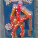 ZoobDude Zoob Dude Plastic Life Form Lady Sherbert building moving molding toy