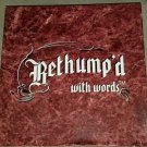 1995 Bethump'd with Words Board Game Educational Mamopalire Vermont Bethumpd