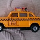 Schylling Die Cast Metal NY New York City Taxi Cab Car yellow Toy Truck