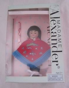 "NIB Madame Alexander Ugly Betty Hollywood Collection 8"" Doll TV Show Guadalajara"