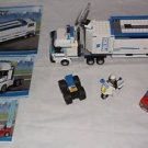 Lego City 7288 Mobile Police Unit RETIRED Complete ? Minifigures Instructions