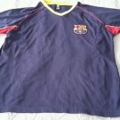 FC Barcelona Soccer Football jersey mens size Large 110473 Official Merchandise