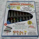 Ring & Sing Musical Chimes Educational Xylophone Glockenspiel Learning Song Book