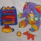 Lot Toddler Toys Tolo roller ball+Tiny Combi Camera developmental educational