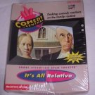 New Comedy Central It's All Relative CD-Rom Computer Game Software Macintosh HBO