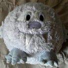 "Authentic Baby Matterhorn/Abominable Snowman 13"" Snowball Round Plush Monster"