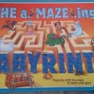 THE A-MAZE-ING LABYRINTH 2002 Board Game Amazing Maze Ravensburger Amazeing