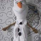 NWT Build A Bear Disney Olaf Frozen Snowman Plush Stuffed Animal Unstuffed