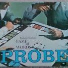 Vintage 1964 Parker Brothers Probe Card Game of Words Classic Board complete?