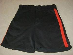 Vintage NOS Bakka Sports Softball Baseball Athletic Shorts Pants S YKK Zip Snap